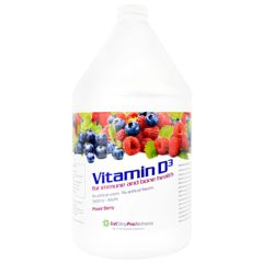 1st Step for Energy Liquid Vitamin D3 - Mixed Berry