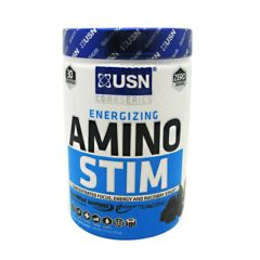 Ultimate Sports Nutrition Amino Stim - Blue Raspberry