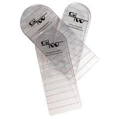 G & W Heel Lift, Inc. Clearly Adjustable Heel Lifts