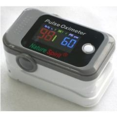 Simpro Fingertip Pulse Oximeter with OLED Display