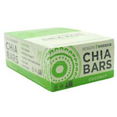 Health Warrior Chia Bar - Coconut