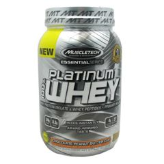 Essential Series MuscleTech Essential Series 100% Platinum Whey - Chocolate Peanut Butter Cup