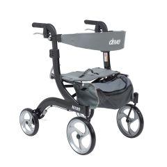 Nitro Euro Style Walker Rollator, Hemi Height