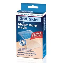 Spenco 2nd Skin Moist Burn Pads