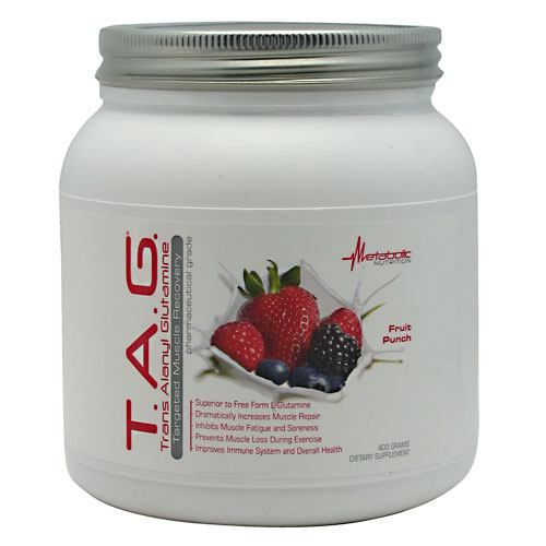 Metabolic Nutrition T.A.G. - Fruit Punch Model 827 585007 01