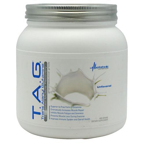 Metabolic Nutrition T.A.G. - Unflavored Model 827 585008 01