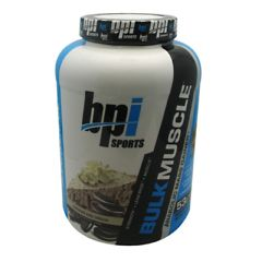 BPI Bulk Muscle - Cookies and Cream