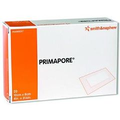 "Smith & Nephew Primapore Dressing 4"" x 3 1/8"""