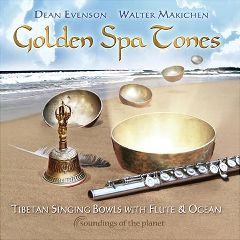 Soundings Of The Planet Golden Spa Tones CD