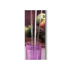 "Sammons Preston Reusable Drinking Straws - Flexible, 3/16"" Hole"
