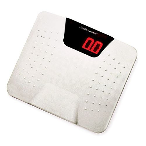 Health O Meter Floor Scale Digital 390lbs Weight Capacity Model 741 5004