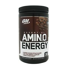 Optimum Nutrition Essential Amino Energy - Iced Mocha Cappuccino