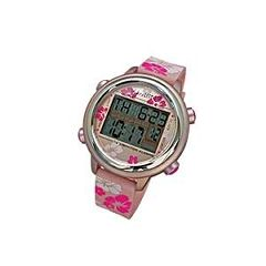 Global Assistive Devices Global VibraLITE 12 Vibrating Watch with Pink Flower Band