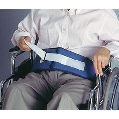 SkiL-Care Resident-Release Soft Wheelchair Belt