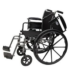 ProBasics K0003 Wheelchair with Elevating Legrests