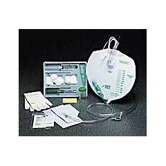 Bard Infection Control Add-A-Foley 2L Drainage Bag Tray - w/o Catheter