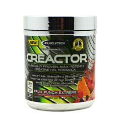 MuscleTech Creactor - Fruit Punch Extreme