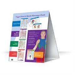 Kent Health Systems Kent Trigger Point Flip Chart