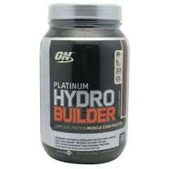 Platinum Optimum Nutrition Platinum Hydrobuilder - Chocolate Shake