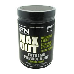 iForce Nutrition Max Out - Lemon Drop