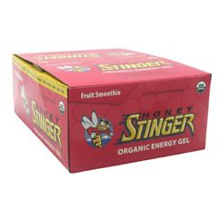 Honey Stinger Organic Energy Gel - Fruit Smoothie