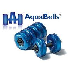 AquaBells Dumbbells - AquaBells Travel Weights