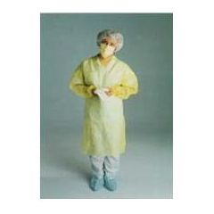 Medi-Pak Performance Plus Isolation Gown Yellow