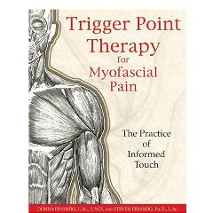 Simon And Schuster Trigger Point Therapy For Myofascial Pain