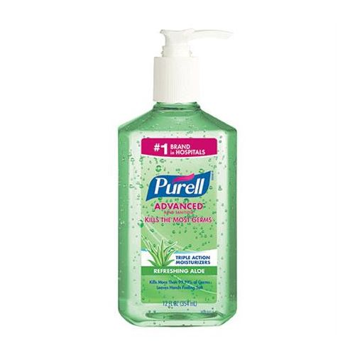 R3-Bunzl PURELL Advanced Hand Sanitizer with Aloe Model 185 0175 02