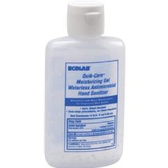 Quik-Care Moisturizing Gel Waterless Antimicrobial Hand Sanitizer