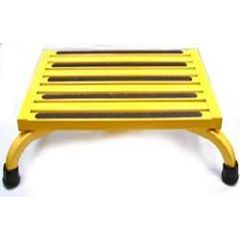 "ConvaQuip Lo-Comm Bariatric Step Stool 5.5"" Height - 1000 Capacity"