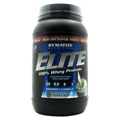 Dymatize Elite 100% Whey Protein - Gourmet Vanilla
