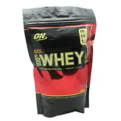 Gold Standard Optimum Nutrition Gold Standard 100% Whey - Delicious Strawberry
