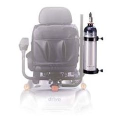 Drive Scooter Oxygen Cylinder Caddy