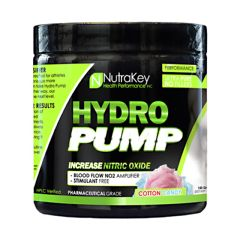 Nutrakey Hydro Pump - Cotton Candy