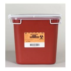 Medical Action Sharps Container 2 Gallon Stackable