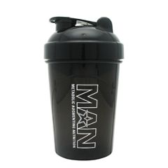 MAN Sports Shorty Shaker - Black