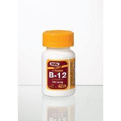 McKesson Vitamin B-12 - 500 mcg