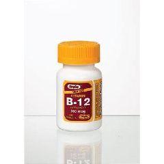 Vitamin B-12 - 500 mcg