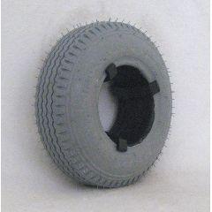"""New Solutions Foam Filled Tire 9 x 2 3/4"""" 2.80 X 2.50"""