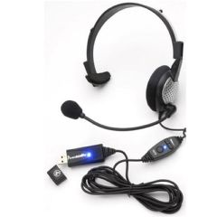 Andrea Headsets Usb High Quality Digital Monural Headset