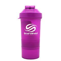 Smart Shake Shaker Cup - Neon Purple