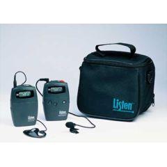 Listen Technologies Corp. Listen Technologies Personal FM System 72MHz