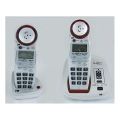 Clarity XLC3.4C Expandable Cordless Amplified Telephone Combo