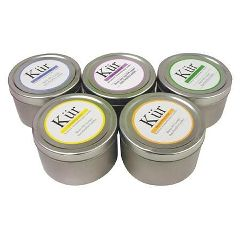 "Kur Soy ""Try Me"" Candle 4oz Tin Collection"