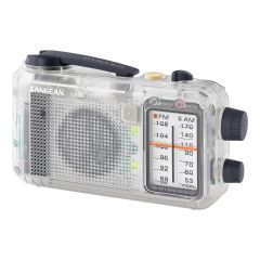 Sangean Multipowered FM AM Radio