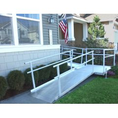 EZ-Access Modular Ramp Systems Options and Accessories