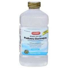 Leader Pediatric Electrolyte Unflavored Solution