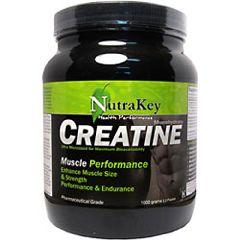 Nutrakey Creatine Monohydrate 1000 Grams