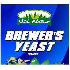 AB Marketers LLC Brewer's Yeast 200mg